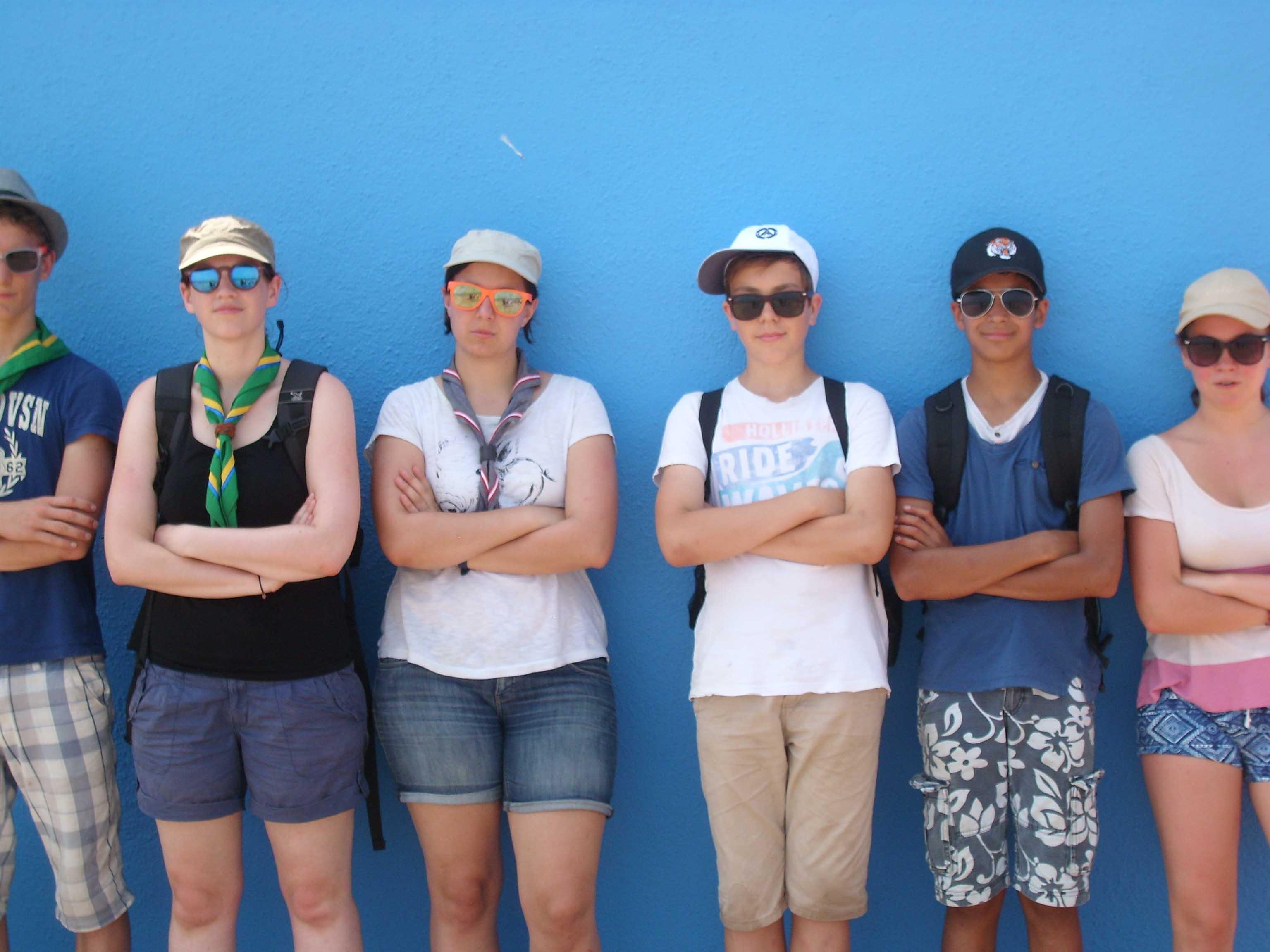 Fotos vom CaEx-Wanderlager 2015