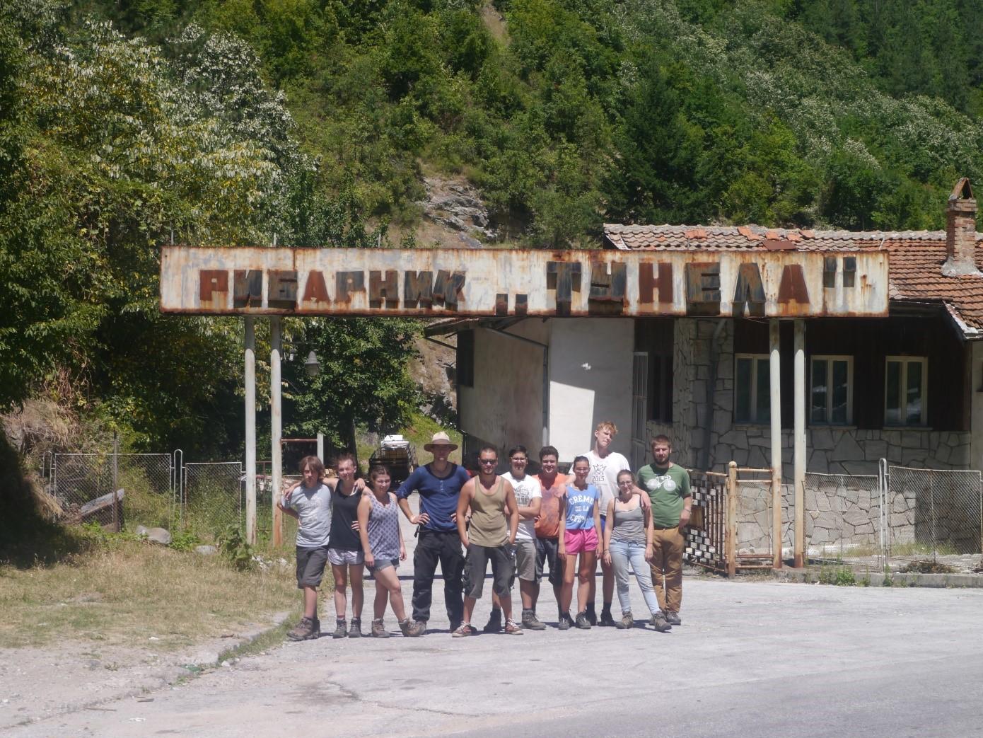 Sommerlager in Bulgarien