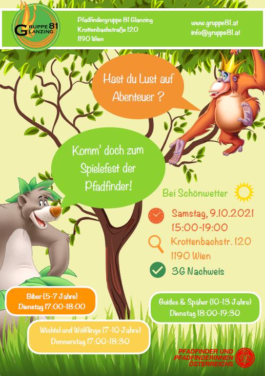Saisoneröffnung & Spielefest